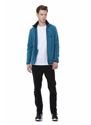 New Balance Sweatshirt Mavi